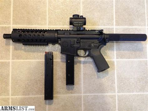 Ar 15 Chambered In 9mm