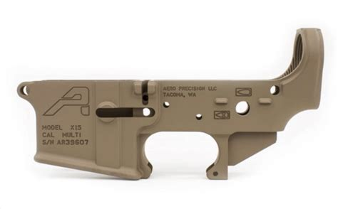 Ar 15 Fde Stripped Lower For Sale