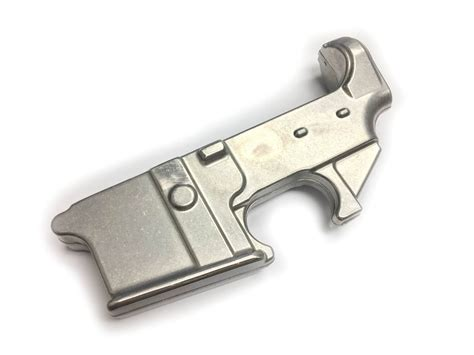 Ar 15 Forged Lower Receiver