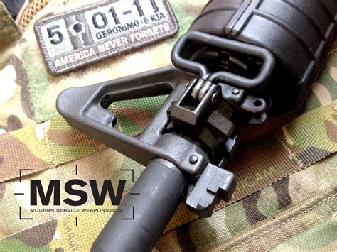 Ar 15 Front Sling Mount On Gas Block