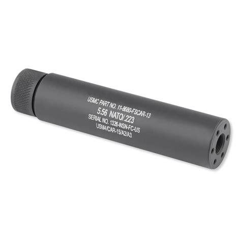 Ar 15 Guntec Usa Slip Over Fake Suppressor