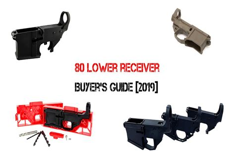 Ar 15 Lower Buyers Guide