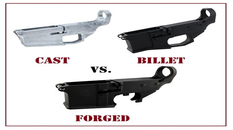 Ar 15 Lower Forged Vs Billet