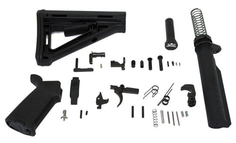 Ar 15 Lower Kit With Stock