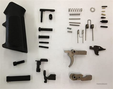 Ar 15 Lower Lower Parts Kit Delta Team Tactical