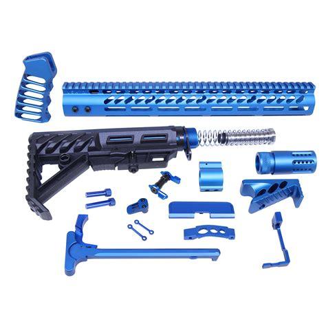 Ar 15 Lower Parts Kit Blue