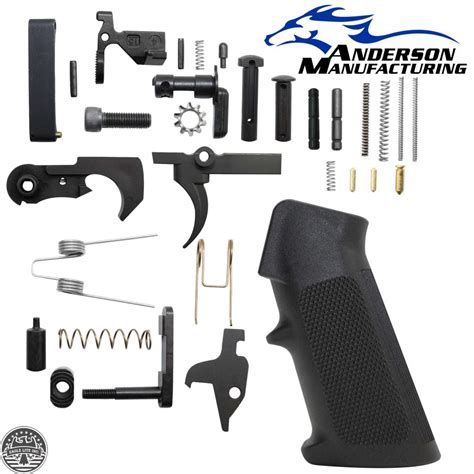 Ar 15 Lower Parts Kit Manufacturers
