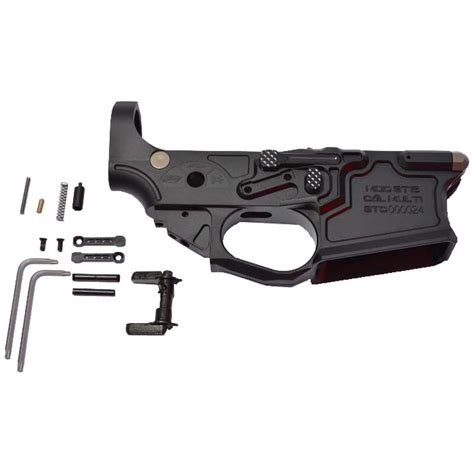 Ar 15 Lower Parts Kits For Gen 2 Receiver