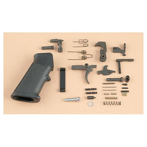 Ar 15 Lower Receiver Parts Kit At Brownells