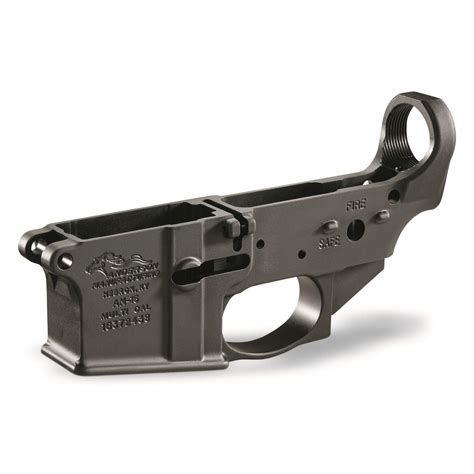 Ar 15 Lower Receiver Stripped For Sale