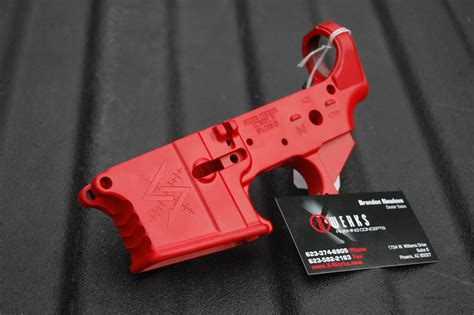 Ar 15 Lower Red