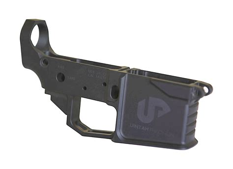 Ar 15 Lower With Bolt Action Upper Receiver