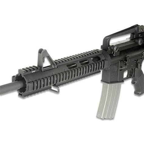 Ar 15 M4 Carbine Quad Rail System Utg Pro Black