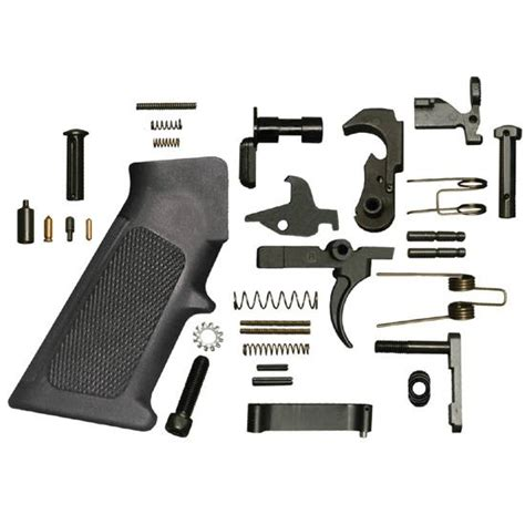 Ar 15 Parts Makers And Bcm Gunfightertm Ar15 Enhanced Lower Parts Kit Flat Dark Earth