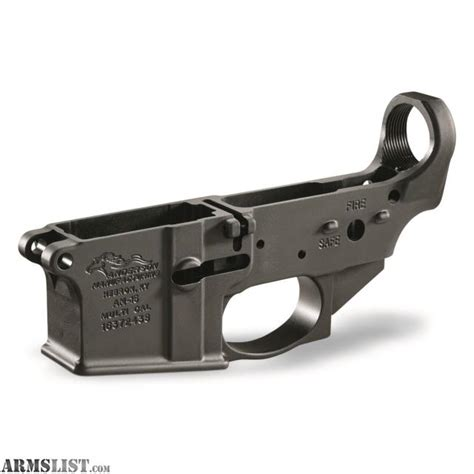 Ar 15 Pistol Lower Receiver For Sale