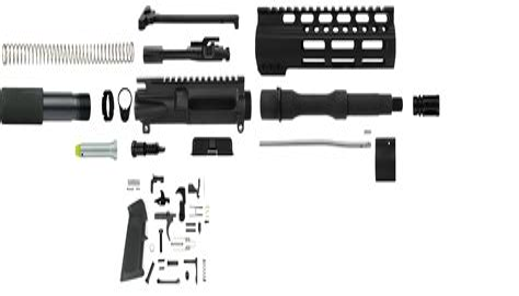 Ar 15 Pistol Parts List