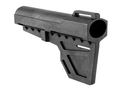 Ar 15 Pistol With Shockwave