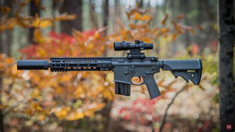 Ar 15 Pistol With Suppressor