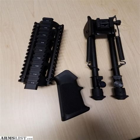 Ar 15 Quad Rail Pistol Grip
