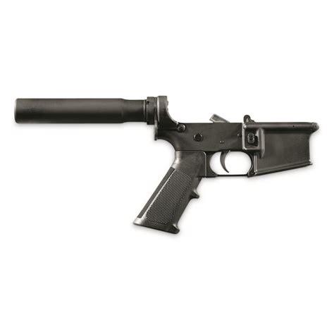 Ar 15 Receiver With No Pistol Grip