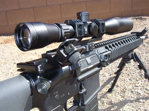 Ar 15 Scope Mount With Iron Sights
