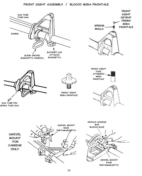 Ar 15 Spare Parts List