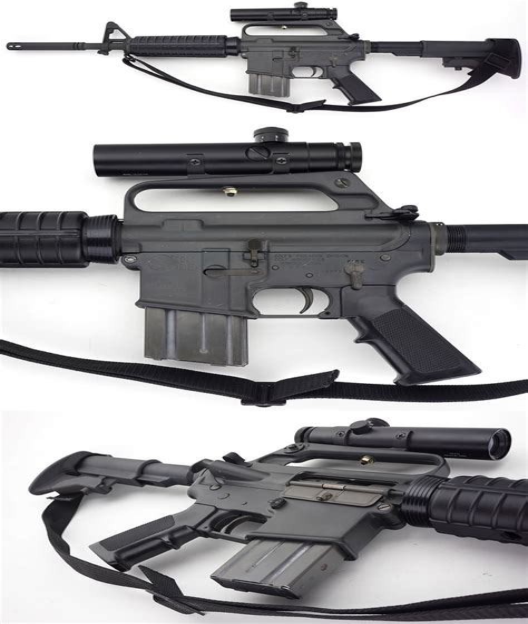 Ar 15 Sporter Sp1 Carbine