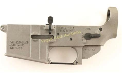 Ar 15 Steel Lower Receiver
