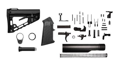 Ar 15 Stock Parts Kit