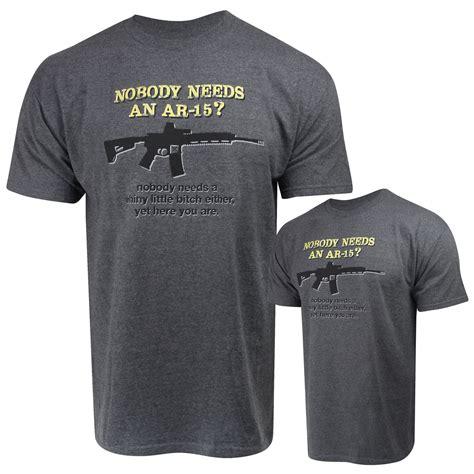Ar 15 T Shirts Stickers