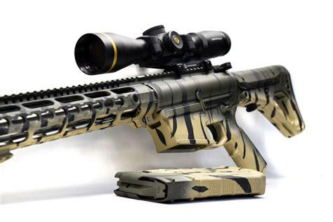 Ar 15 Tiger Stripe