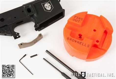 Ar 15 Trigger Guard Installation Fixture