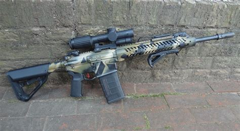 Ar 308 Battle Rifle
