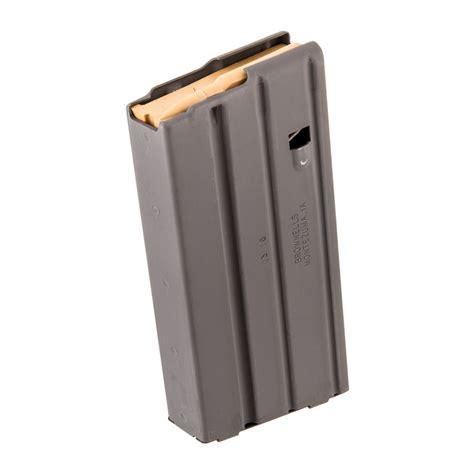 AR 308 Magazine 308 Winchester 20rd Steel Gray - Brownells Se