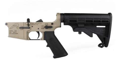 Ar Complete Lower Fde