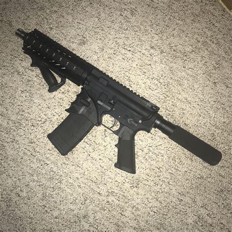 Ar Handgun Stock