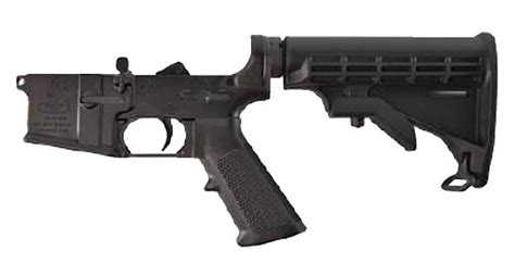 Ar Lower Different Calibers