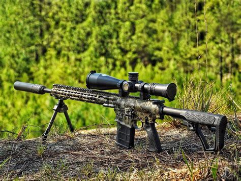 Ar Rifles In 308 Caliber