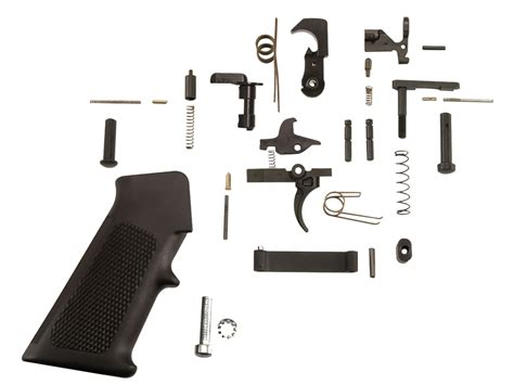 Ar Stoner Ar 15 Complete Lower Receiver Parts Kit