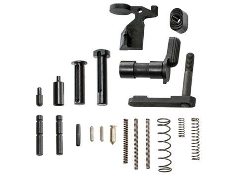 Ar Stoner Customizable Lower Receiver Parts Kit Ar 15