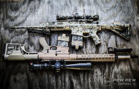 Ar10 Complete Rifle Kits Long Range