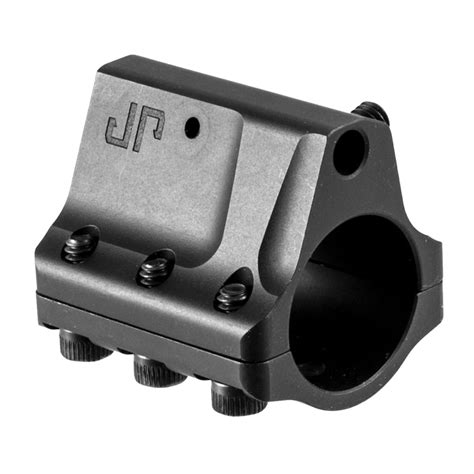 Ar15 2pc Detent Adjustable Low Profile Gas Block Ar15 2