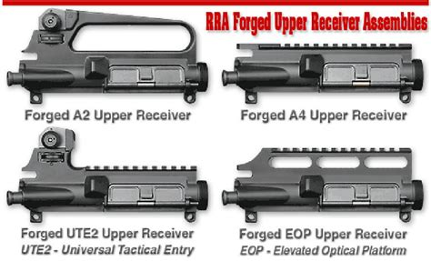 Ar15 A2 A3 Upper Difference