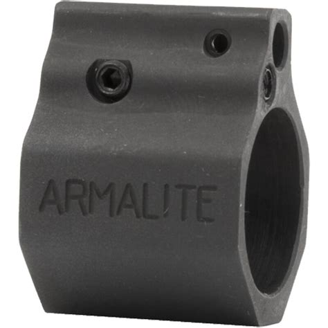 Ar15 Adjustable Lowprofile Gas Block Adjustable Low