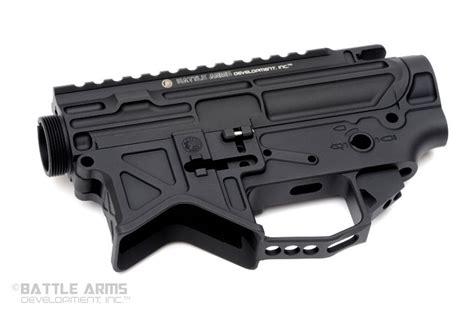 Ar15 Bad556lw Lightweight Billet Receiver Set Battle
