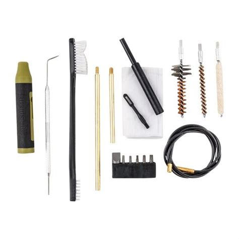 Ar15 Cleaning Kit 17 Pc Brownells France