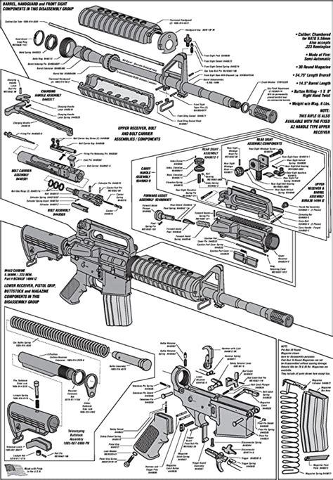 Ar15 Diagram Gunpartsplus Com