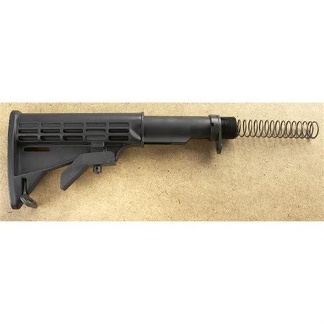 Ar15 Dpms Rifle Stock Install