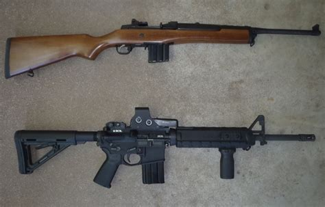 Ar15 Fire Rate Vs Hunting Rifle