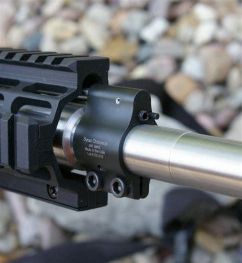Ar15 Gen I Adjustable Gas Block Syrac Ordnance